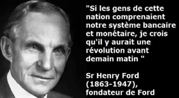 citations ford henry